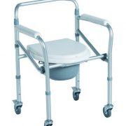 DRVW01 krzes³o toaletowe sk³adane 1