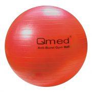 gym ball 55_CZERWONA